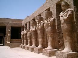 Amen-Ra Temple, Karnak, Egypt