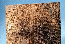 Babylonian Chronicle, British Museum