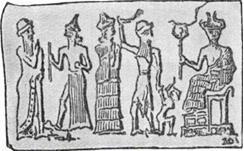 Babylonian Moloch