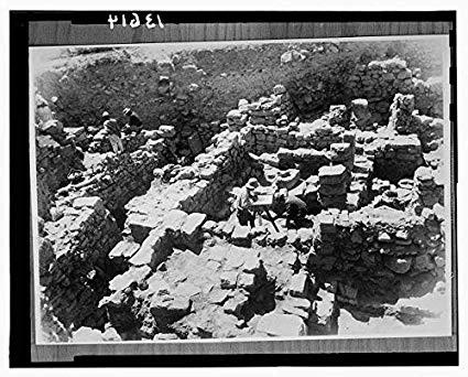 Bethel Excavations
