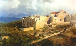Bethlehem Painting 1882