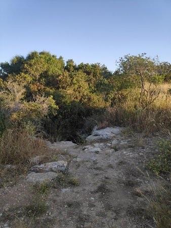Cave in area of Adullam