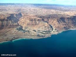 EnGedi By Dead Sea