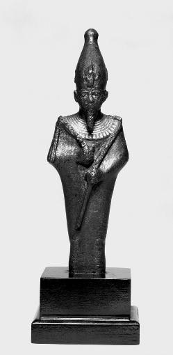 Exodus-Osiris-God of agriculture, Harvardmuseum