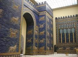 Gate Into Babylon-Pergamum Museum