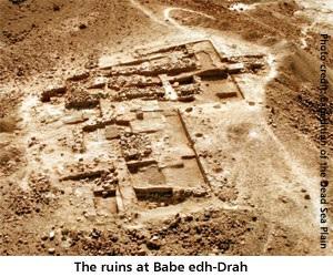 Genesis-Bab Edh Dhra-Sodom