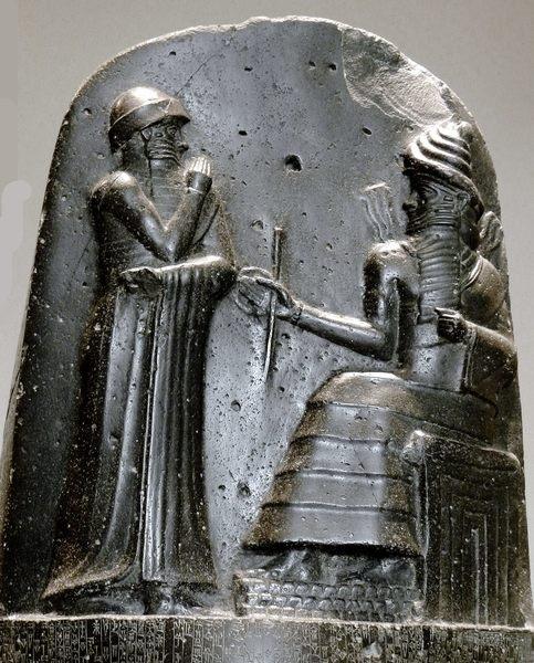 Genesis-Hammurabi