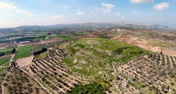 Genesis-Tel Dothan