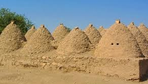 Harran Cone Houses