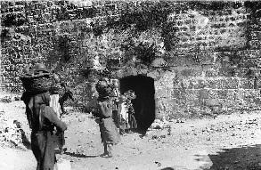 Jerusalem's Dung Gate 1940
