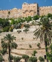 Jerusalem's Valley Gate