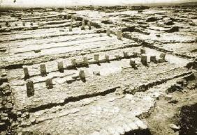 Megiddo-Solomon's Stables