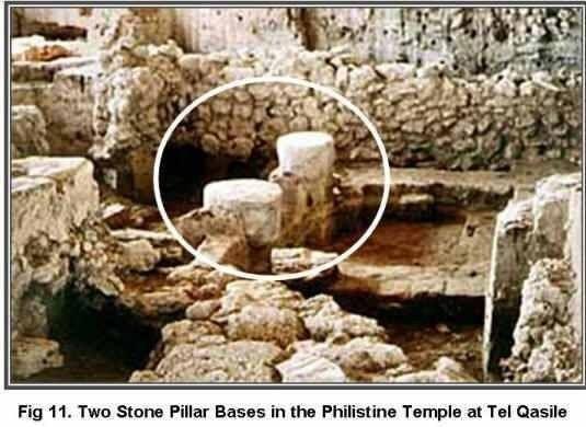 PhilistineTemple