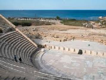 Caesarea Maritima TheatreOnSea