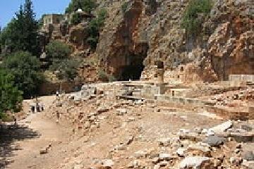Caesarea Philipi-Temple to Pan