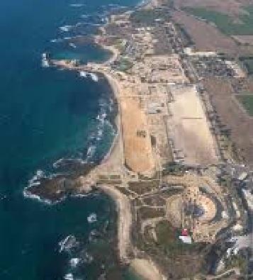 CaesareaMaritima-Hypodrome-Amphitheater