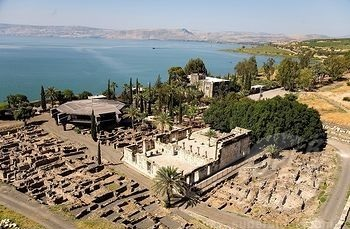Capernaum on Galilee