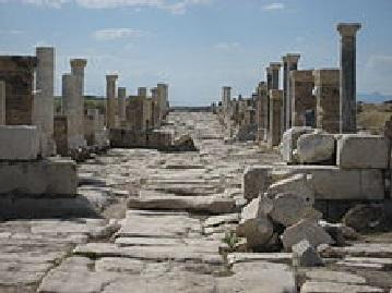 Colossians-Laodicea