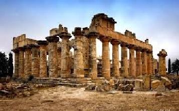 Cyrene,Lybia-JupiterTemple