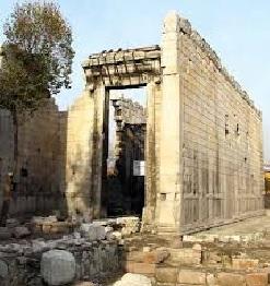 Galatia-TempleOfAugustus&Roma-Ankara