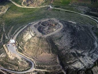 Herod's Palace-Herodium