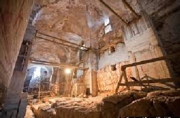 Herod's Palace-Jerusalem-Interior