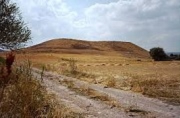 Lystra mound