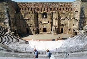 Peter-Amphitheater-Arles,France