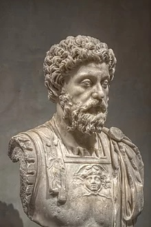 Peter-Marcus Aurelius at the Musée Saint-Raymond, Toulouse, France.jpg