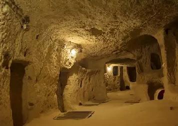 Peter-UndergroundCities-Cappadocia