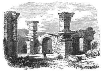 Philippi city gate