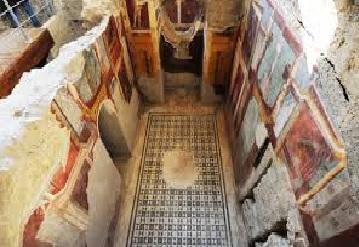 Pompeii Rich House
