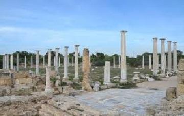 Salamis Seaport