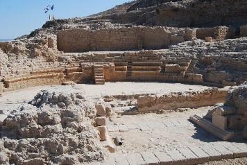 Tiberius,Galilee-theatre